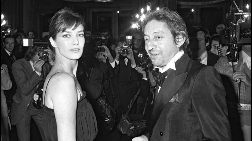 Jane Birkin se livre sur la dernière image qu'elle a de Serge Gainsbourg