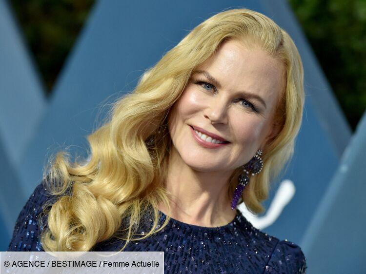 PHOTO - Nicole Kidman présente ses filles à la cérémonie des Golden Globes !