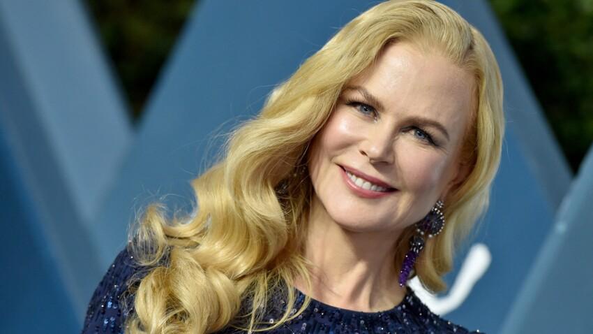 PHOTO - Nicole Kidman présente ses filles à la cérémonie des Golden Globes