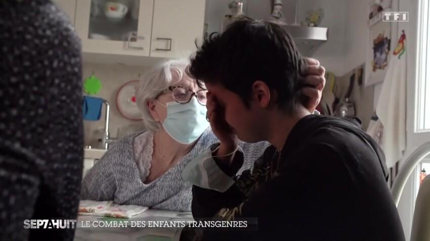 """Enfants transgenres (""""7à8"""") : la grand-mère de Léandre bouleverse la toile"""