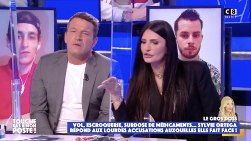 Benjamin Castaldi affirme que Sylvie Ortega n'a jamais été mariée au fils de Sheila
