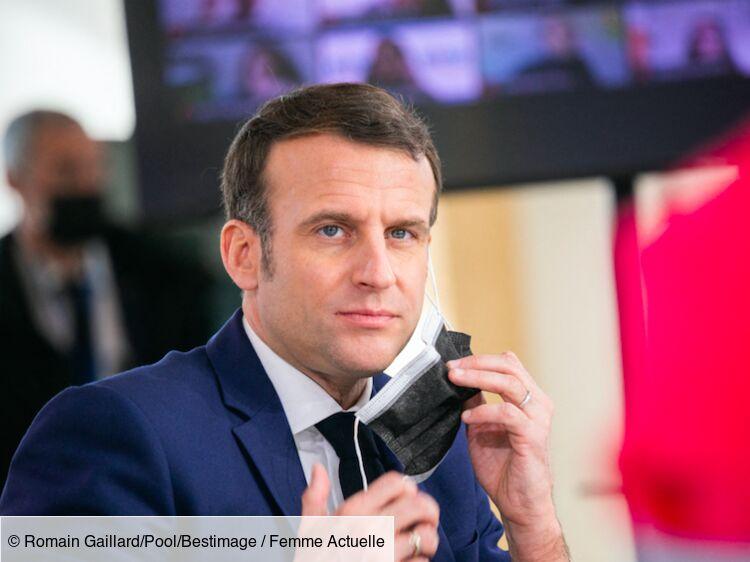 Emmanuel Macron fait des révélations sur la date de fin du couvre-feu : la drôle de réaction de l'Élysée
