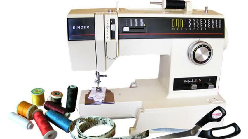Couture : comment fonctionne une machine à coudre ?
