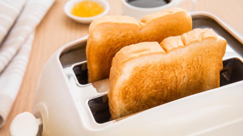 5 erreurs à ne plus faire avec son grille-pain