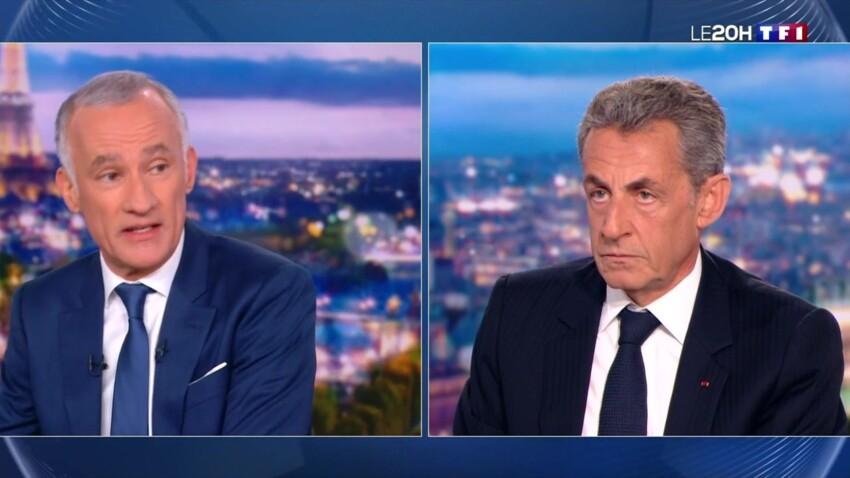 Gilles Bouleau critiqué par les téléspectateurs après son interview de Nicolas Sarkozy, jugée trop conciliante