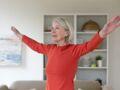 Alzheimer : stretching et vélo d'appartement freinent le déclin cognitif