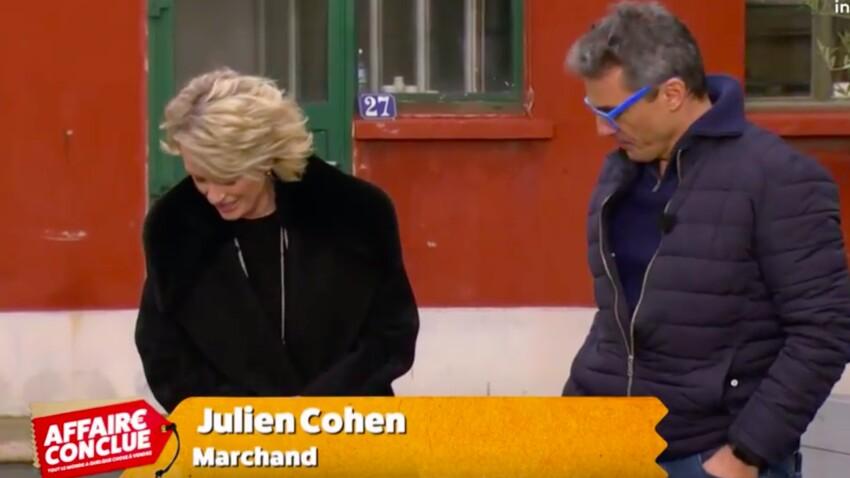 """""""Affaire Conclue"""" : Sophie Davant attaquée par son chien en pleine émission - VIDEO"""