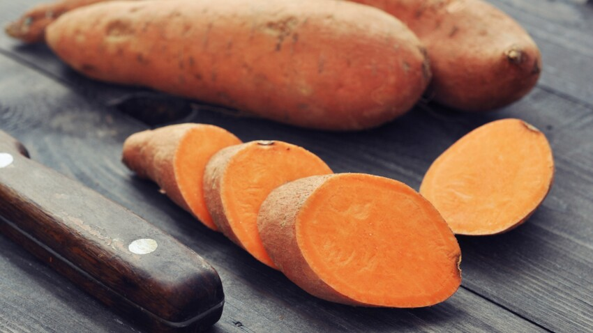 5 recettes de saison sucrées et salées à la patate douce