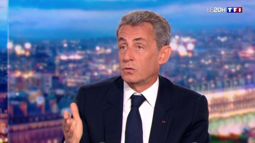 Nicolas Sarkozy sur TF1 : cette énorme faute de français moquée par les internautes