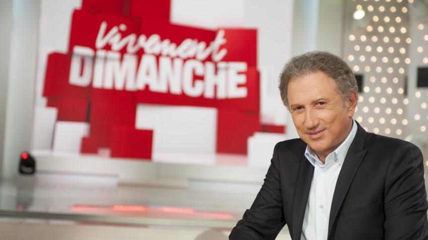"""Michel Drucker bientôt de retour dans """"Vivement Dimanche"""""""