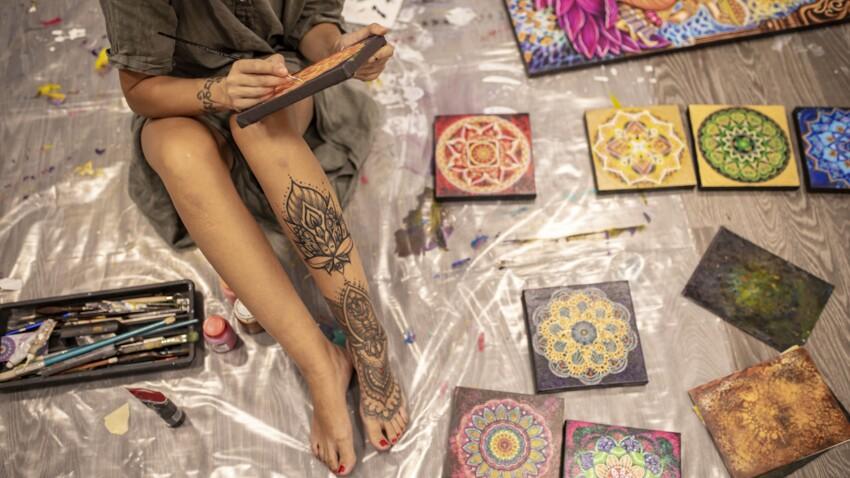 Tatouages : 5 motifs de mandalas à la mode en 2021