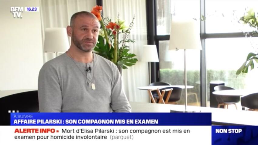 """Mort d'Elisa Pilarski : son compagnon mis en examen pour """"homicide involontaire"""""""