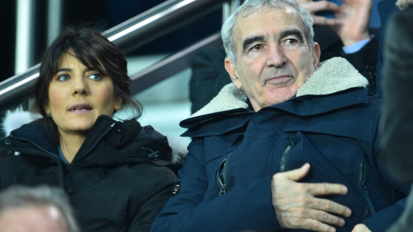 Estelle Denis et Raymond Domenech en froid ? La journaliste se confie