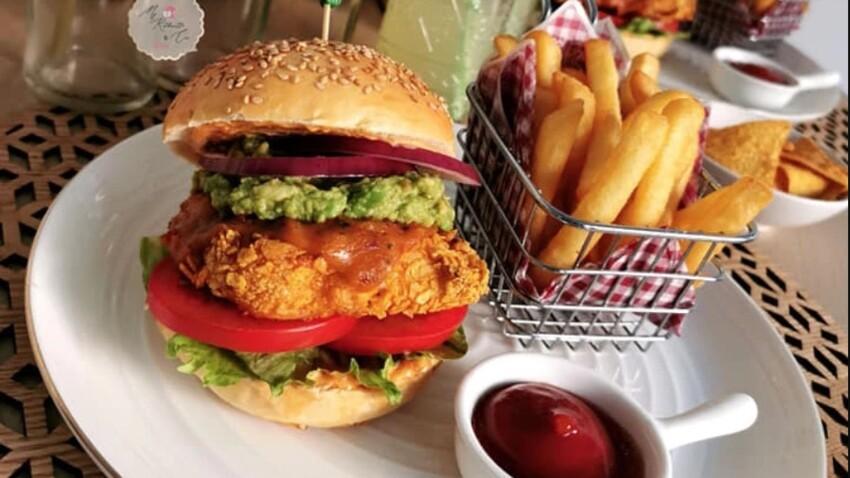 La vraie recette du chicken avocado du McDonald's