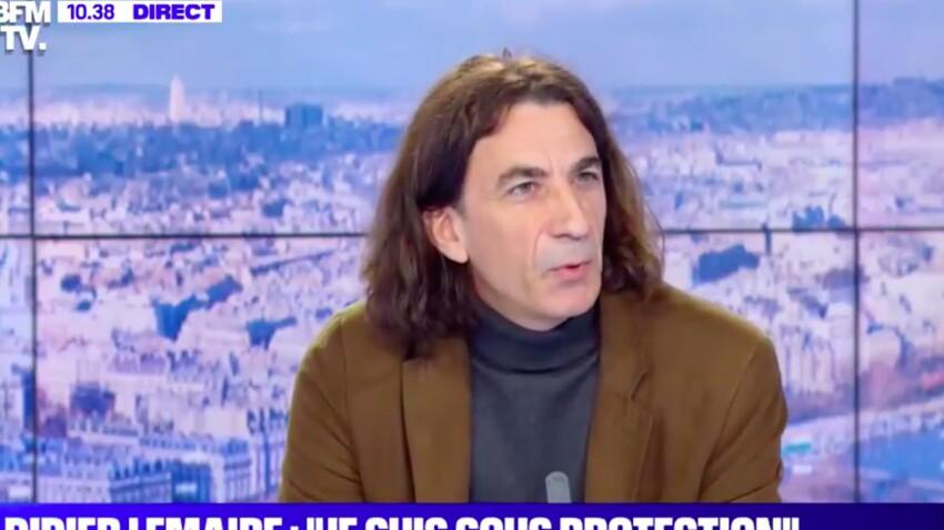 """Didier Lemaire, le professeur de Trappes, inquiet pour sa vie : """"J'ai une cible dans le dos"""""""
