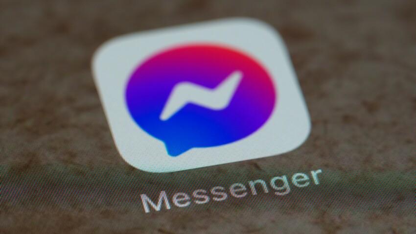 Comment supprimer un message sur Messenger ?
