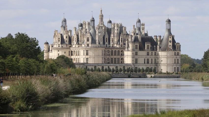 Zoom sur le château de Chambord