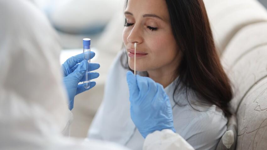 Tests PCR : le Dr Jimmy Mohamed explique pourquoi ils peuvent être encore positifs un mois après l'infection