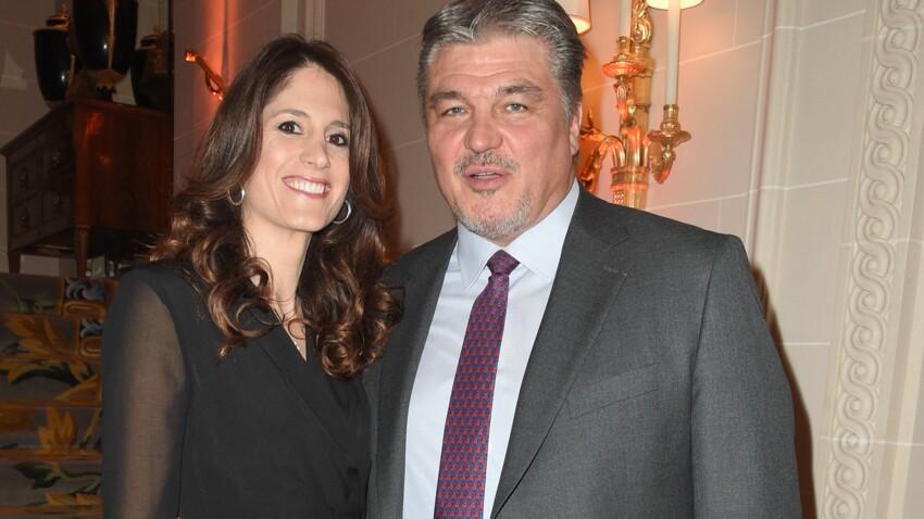 David Douillet : son coup de foudre inattendu pour sa compagne Vanessa Carrara