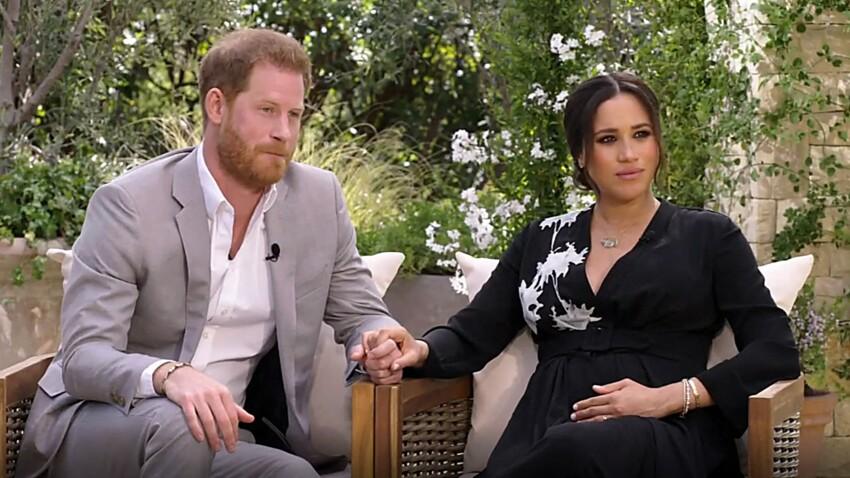 Meghan Markle et le prince Harry : les 5 révélations choc de leur interview avec Oprah Winfrey
