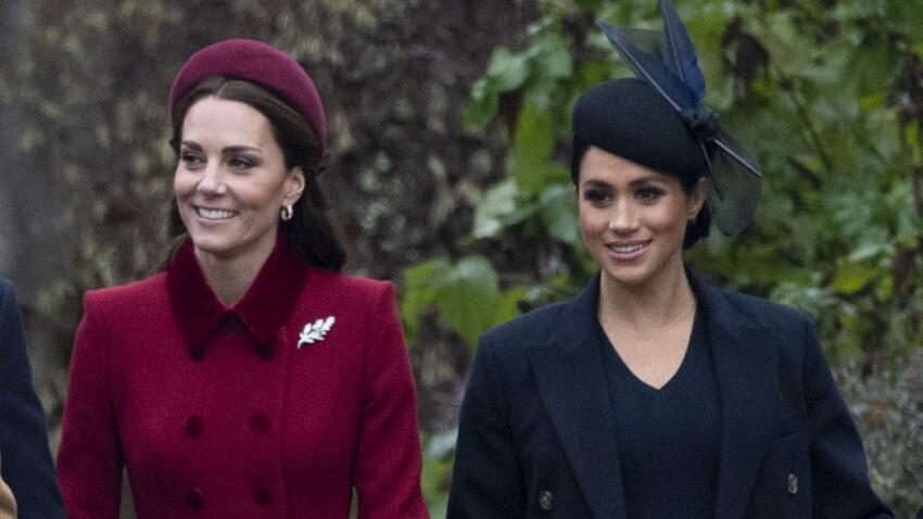 Meghan Markle explique à Oprah Winfrey ce jour où Kate Middleton l'a fait pleurer