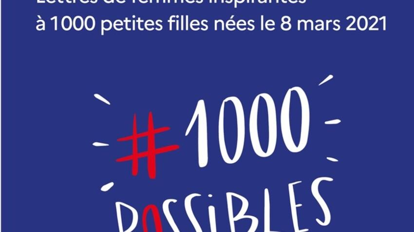 Nolwenn Leroy,  Agnès b, Pomme...: 80 femmes écrivent une lettre aux 1.000 filles qui naîtront ce 8 mars