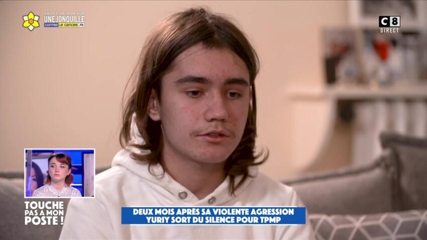 """""""La peur de mourir"""" : le jeune Yuriy revient pour la première fois sur sa violente agression"""