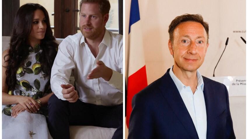 """Stéphane Bern scandalisé par l'attitude de Meghan Markle : """"Pauvre petite fille riche..."""""""