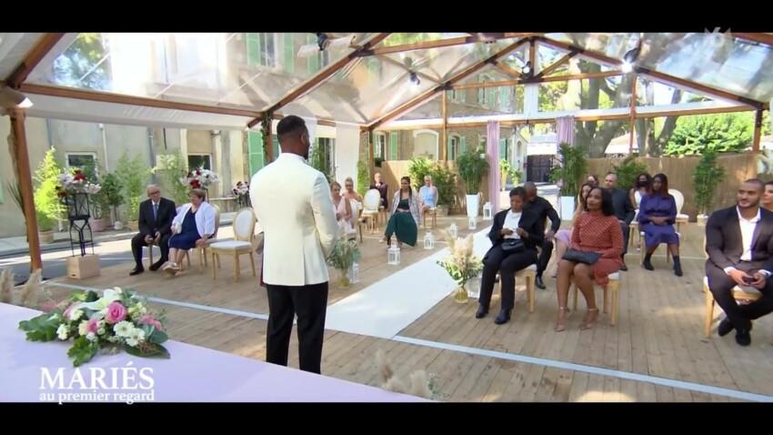 """""""Mariés au premier regard"""" : l'ambiance glaciale entre deux belles-familles amuse les téléspectateurs"""