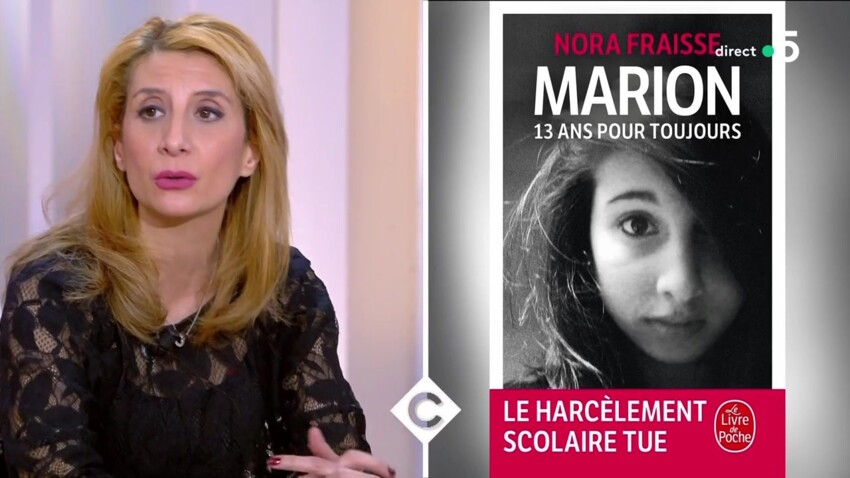 8 ans après le suicide de sa fille, Nora Fraisse pousse un coup de gueule contre la justice