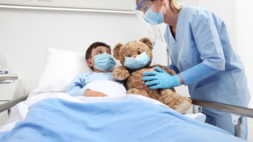 Problèmes respiratoires, yeux rouges : des médecins américains alertent sur un syndrome inflammatoire qui touche les enfants