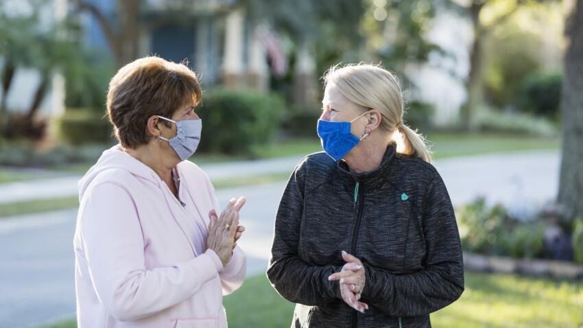 Bientôt la fin du masque entre personnes vaccinées ?