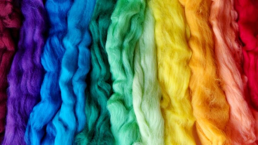 Nos super astuces pour teindre la laine sans l'abîmer