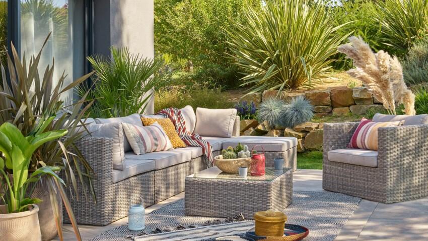 Terrasse : notre sélection shopping 100% exotique