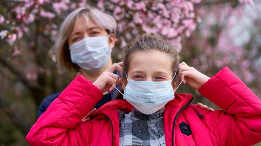 Covid-19 : les pics de pollen favorisent-ils les contaminations ?