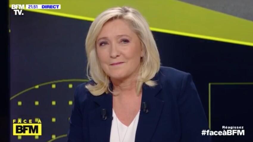 Marine Le Pen en couple ? Sa réponse inattendue