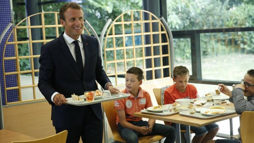 Emmanuel Macron : cette invitation insolite lancée par un petit garçon de 9 ans