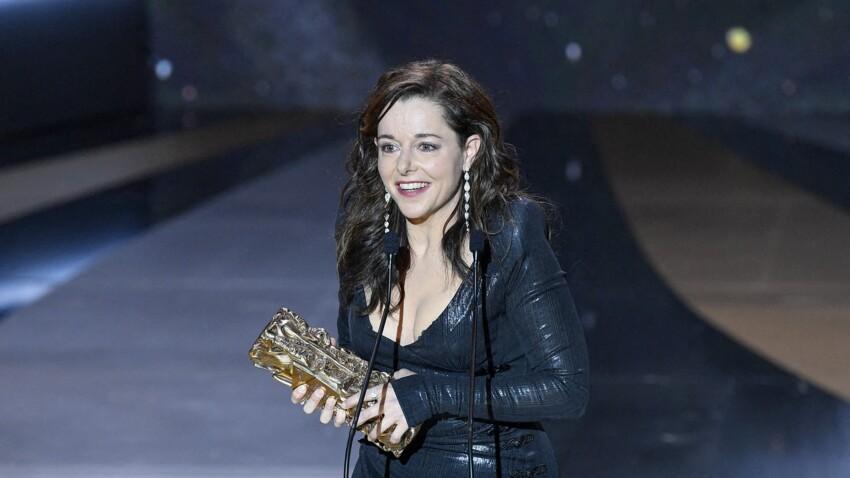 César 2021 : Laure Calamy, meilleure actrice, est partie juste après avoir reçu son prix !