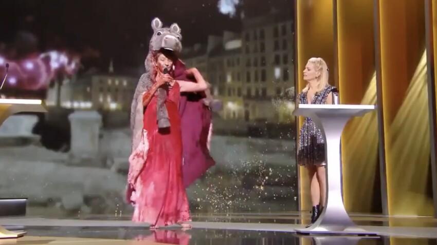 César 2021 : Corinne Masiero tacle le CNC avec une blague sur l'inceste
