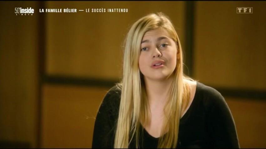 """Louane : le stratagème qu'elle a mis en place pour passer les auditions de """"La Famille Bélier"""""""