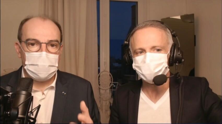 Jean Castex sur Twitch : reconfinement, vaccin Astrazeneca, passeport sanitaire.. ce qu'il a annoncé face à Samuel Etienne