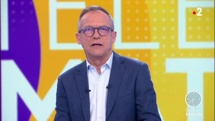 """Laurent Bignolas (""""Télématin"""") éconduit par France 2 ? """"Vous me l'apprenez !"""""""