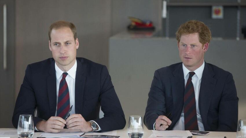 William et Harry : les deux frères bientôt obligés de se revoir