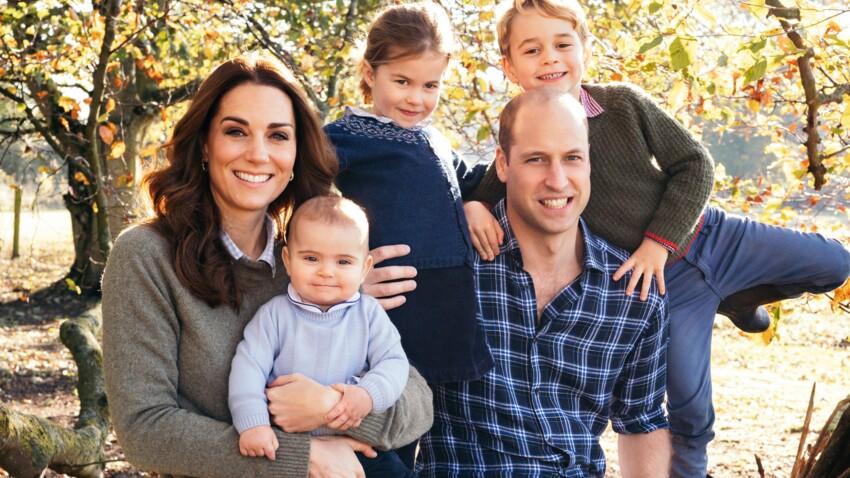 """""""Tu manques à papa"""" : le message poignant de Charlotte, George et Louis à leur""""Mamie Diana"""" pour la fête des mères"""