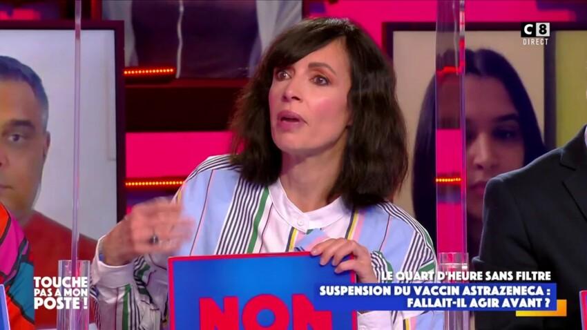 """Géraldine Maillet privilégiée ? Pourquoi la chroniqueuse de """"TPMP"""" a déjà été vaccinée"""
