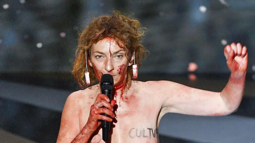 Corinne Masiero nue aux César : sa réaction aux (nombreuses) critiques