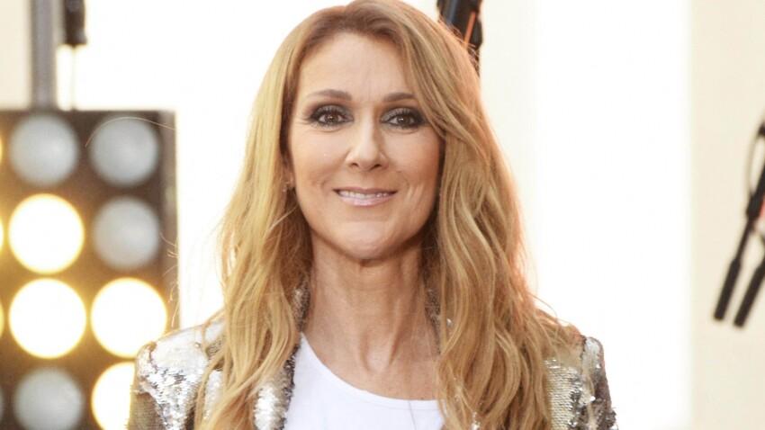 Céline Dion méconnaissable cheveux tout courts et robe ultra-moulante il y a 25 ans (wow !)