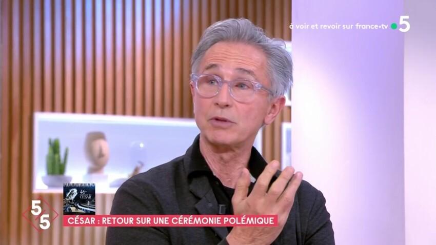 """""""César"""" 2021 : Thierry Lhermitte se moque des discours politiquement engagés"""