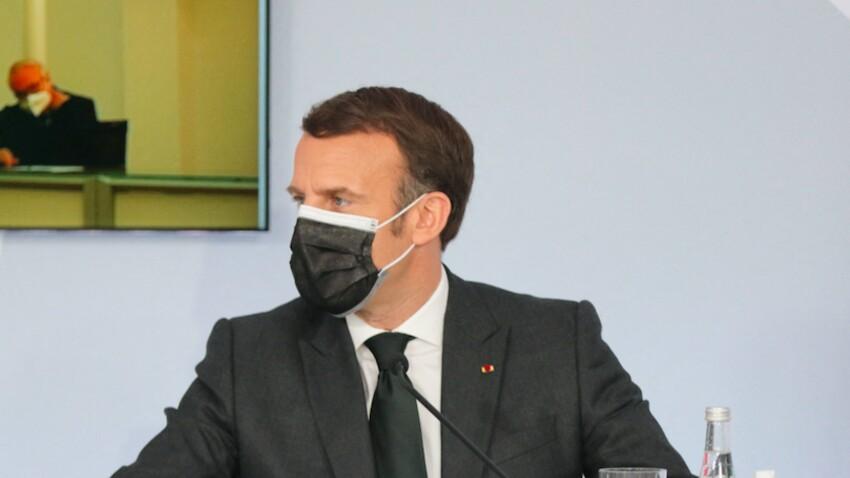 Vers un 3e confinement ? Emmanuel Macron met en garde les Français