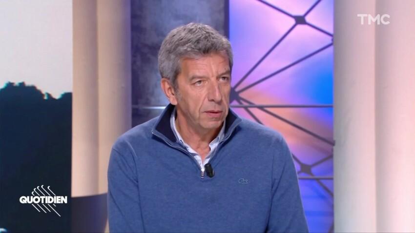 """Michel Cymes explique pourquoi la suspension du vaccin AstraZeneca est """"politique""""... et pas """"scientifique"""""""